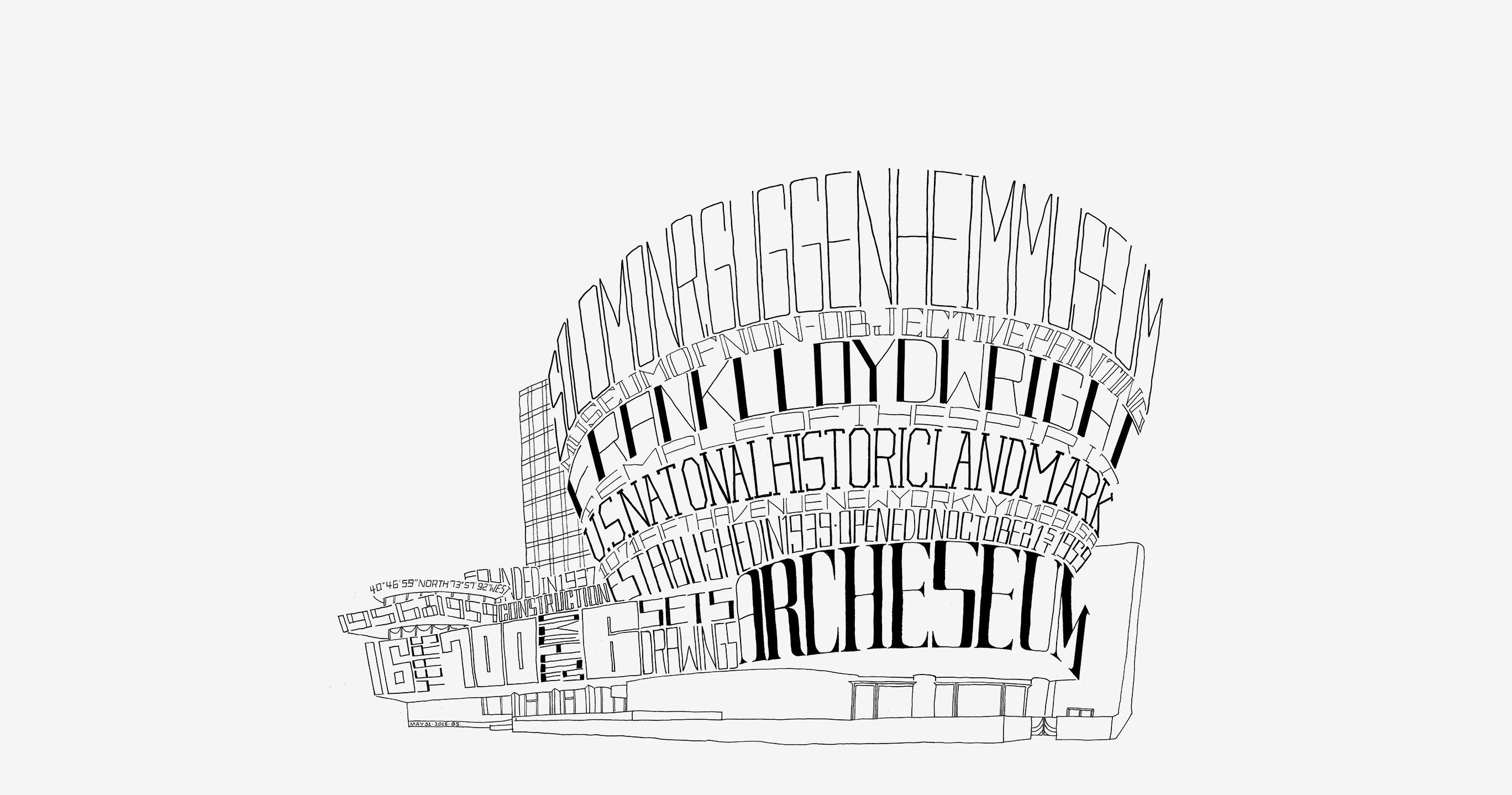 Architype 003 Frank Lloyd's Guggenheim
