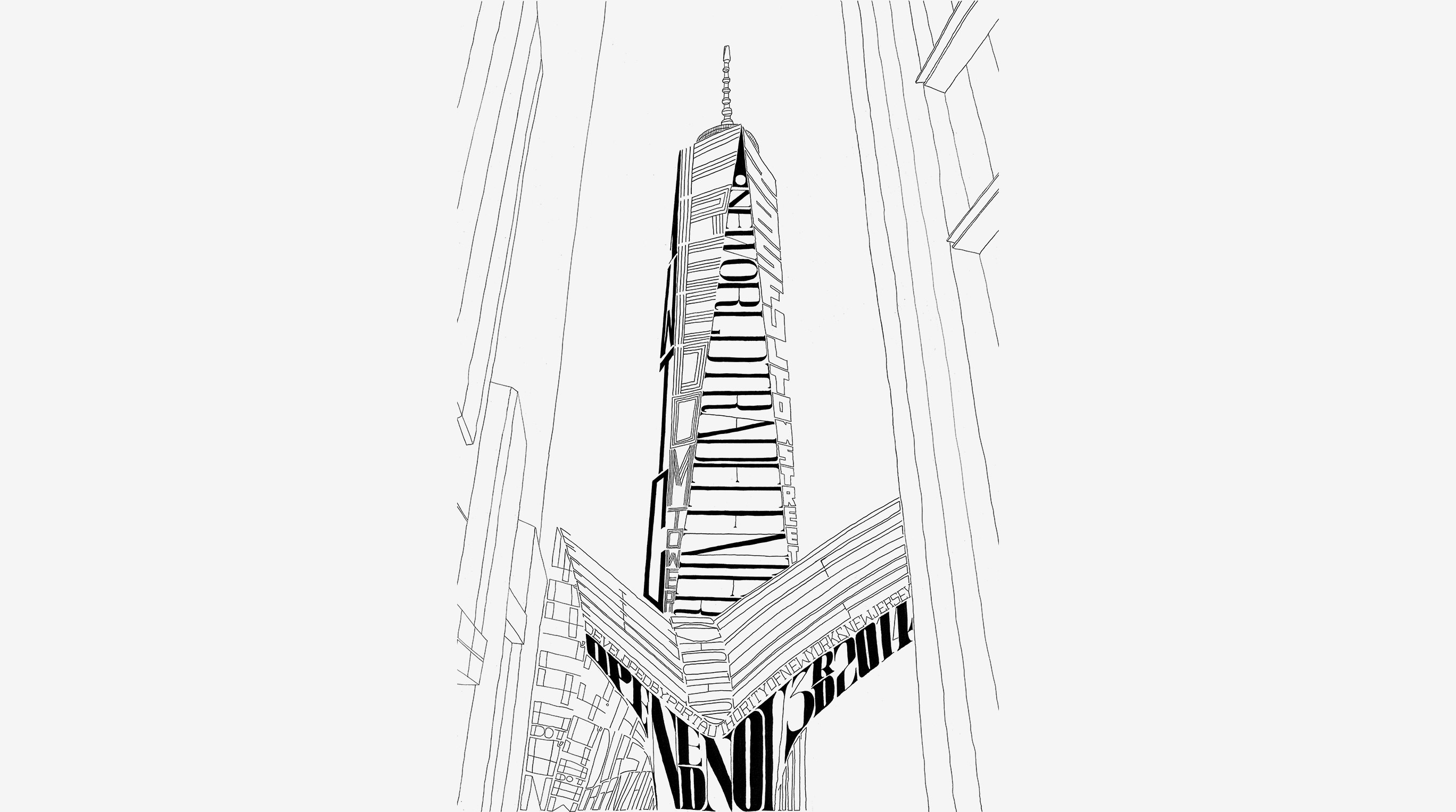 Architype 005 One World Trade