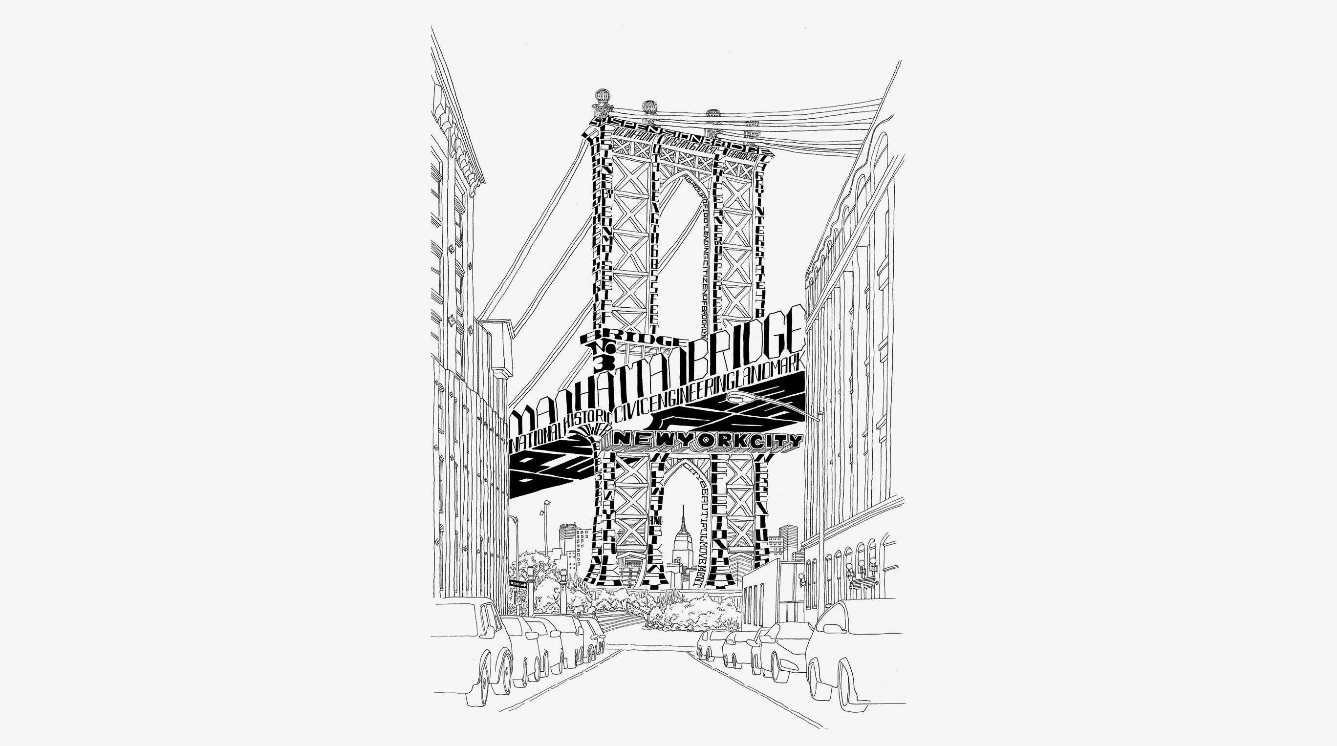 Architype 013: The Manhattan Bridge